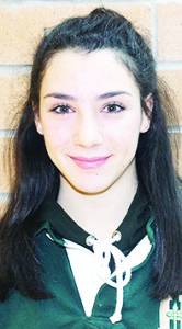 Robert F. Hall Catholic Secondary School Jada Christian This 16-year-old played centre for the school's varsity girls' hockey team, which made it to the quarter-finals. She is looking forward to trying out for the field lacrosse team, and is also interested in going out for track, specializing in the 400 and 800-metre events. In the community, she plays midget rep AA hockey in the Orangeville Hornets' organization. The Grade 10 student lives in Caledon East.