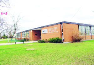 Credit View Public School will be closing at the end of June.